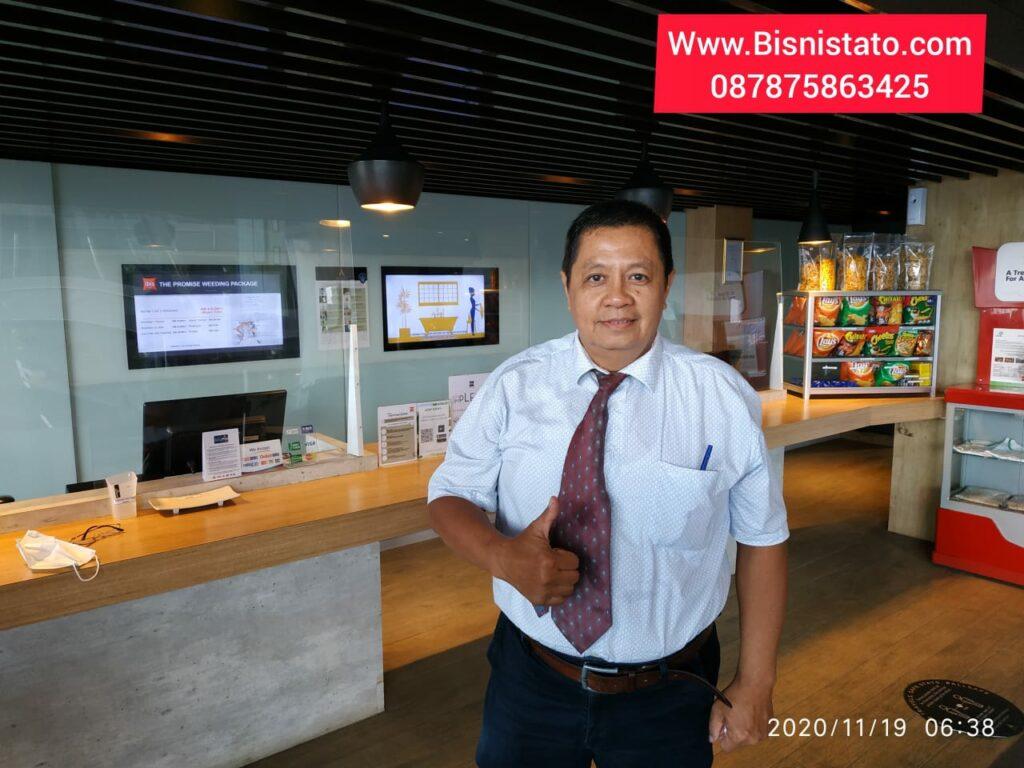 Bisnistato Jual Gudang Dadap 8 di Citra Garden 087875863425