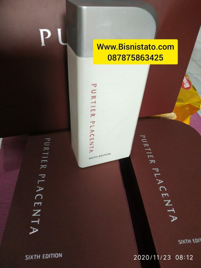 Purtier Placenta Solusi Kesehatan abad 21 Bisnistato 087875863425