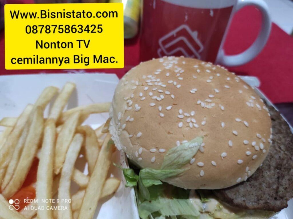 Nonton Film Di TV Cemilannya Big Mac Minum Teh 63 Tato 087875863425